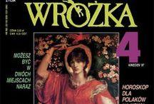 WRÓŻKA 1997 / Okładki magazynu z 1997 roku