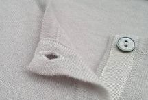 IT'S ALL IN THE DETAIL / Here at Standard Issue we are obsessed with making the highest quality garments with beautiful details. Have a closer look...