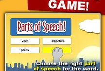 Parts of Speech / Game-based learning, teaching ideas, strategies...