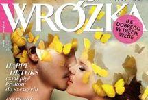 WRÓŻKA 2015 / Okładki magazynu z 2015 roku