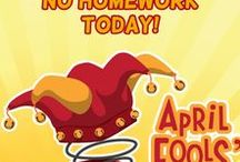 April Educational Ideas / # Teaching / learning ideas related to the month of #April.