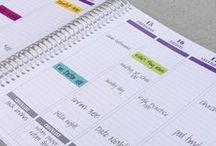 Planner Inspiration + Resources