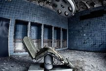 Creepy and or haunted places