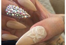 Sweet nail designs / Really cool nail designs
