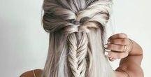 Hair ... :)