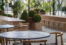 Referências Arquitetônicas - Centro Gastronômico