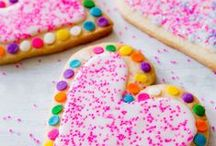 Valentine's Day / All the sweets, and sweet ideas, for celebrating Valentine's day with your loved one, family, and friends.