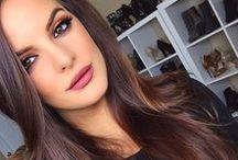 HAIR / brunettes