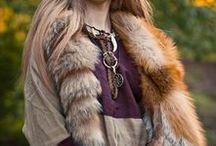 Anja / Rashemi priestess