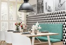 'Green with envy' green kitchen ideas / Great ideas for green kitchens