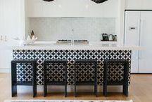'Back to Black' / Beautiful black kitchen ideas