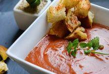 Supe & Ciorbe / Cele mai catifelate supe crema si cele mai gustoase ciorbe