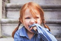 Baby & Kids redhair