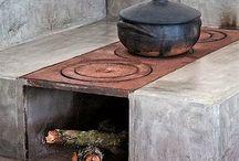 Печи и камины