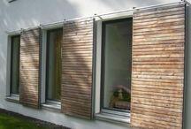 Ставни и окна