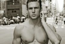 Men / Eye candy.  Pure and simple. / by Gregory Olsen