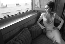 Inbal Dror 2012 Wedding Dress Collection  / featuring Haut Couture #wedding & evening gowns by Inbal Dror