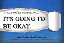 Overcoming Worry / by Believe and Create