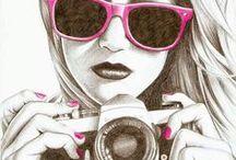 Art,  Illustration & Photos