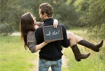 Engagement and Save the Date Photos!!! / Must have photos of your Engagement.  Great Ideas for Save the Date pictures!
