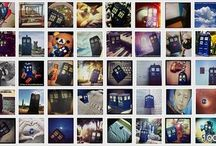 Doctor Who / The Doctor is everywhere!!!
