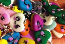 Creations / Creations with Fimo and Polymerclay
