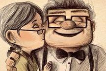 Disney & Pixar ♡