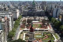 Argentina - Buenos Aires / Nice pictures of places I visited