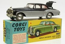 Diecast Corgi, Matchbox & others...