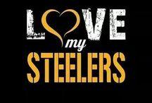 Luv my Steelers!! / by Elizabeth Barnes