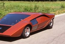 Car - Lancia STRATOS ZERO 1970 Concept / Photos of one of my favorite concept car ever