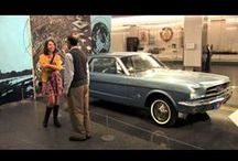 Post-WW2 America - Cold War / A cornucopia of materials from videos to podcasts, images to music and much more on America of the 1950s and '60s / by History Explorer