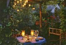 Our secret garden...