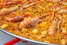 Recetas con azafrán / Que se cocina con oro rojo...