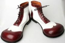 Clown Shoes / by Kathleen Wrobel