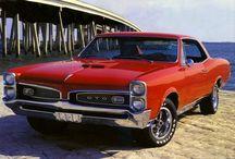 Car - Pontiac GTO