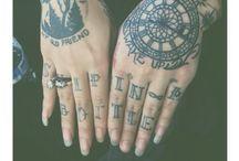 Tattoos ⚓️ / Ink