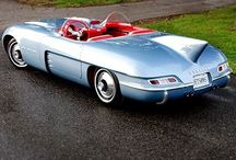 Car - Pontiac Concepts / This brand always had attractive concept cars