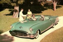 Car - Oldsmobile Concepts / Very different concept cars