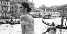 Inbal Dror 2015 Wedding Dress Collection / bridal gowns hautecouture wedding dresses