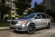 Car - Chrysler Town & Country / Nice car to travel