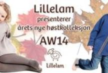 Lillelam AW14 / Lillelams høst/vinterkolleksjon for 2014 i 100% merinoull