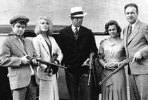 Bonnie & Clyde / Bonnie Parker and Clyde Barrow in cinema and history.