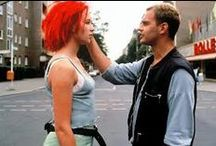 Run Lola Run / Pictures from one of my favorite films--Go Lola!