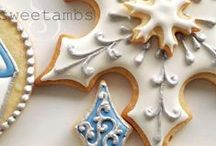 Winter Cookies / Perfect cookies for winter baking.
