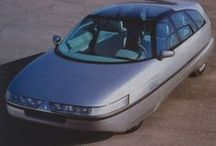 Car - Citroen Concepts / Very french concept cars from Citroen