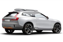 Car - Volvo Concepts / Trendy concept cars from Volvo