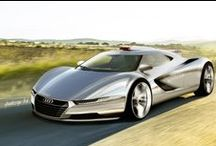 Car - Audi Concepts / The concept cars from this premium brand