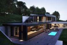 Architecture / l'Architectue / by Stéphane Guilloux