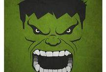 Hulk stuff for Hay / by Nicole Bertrand